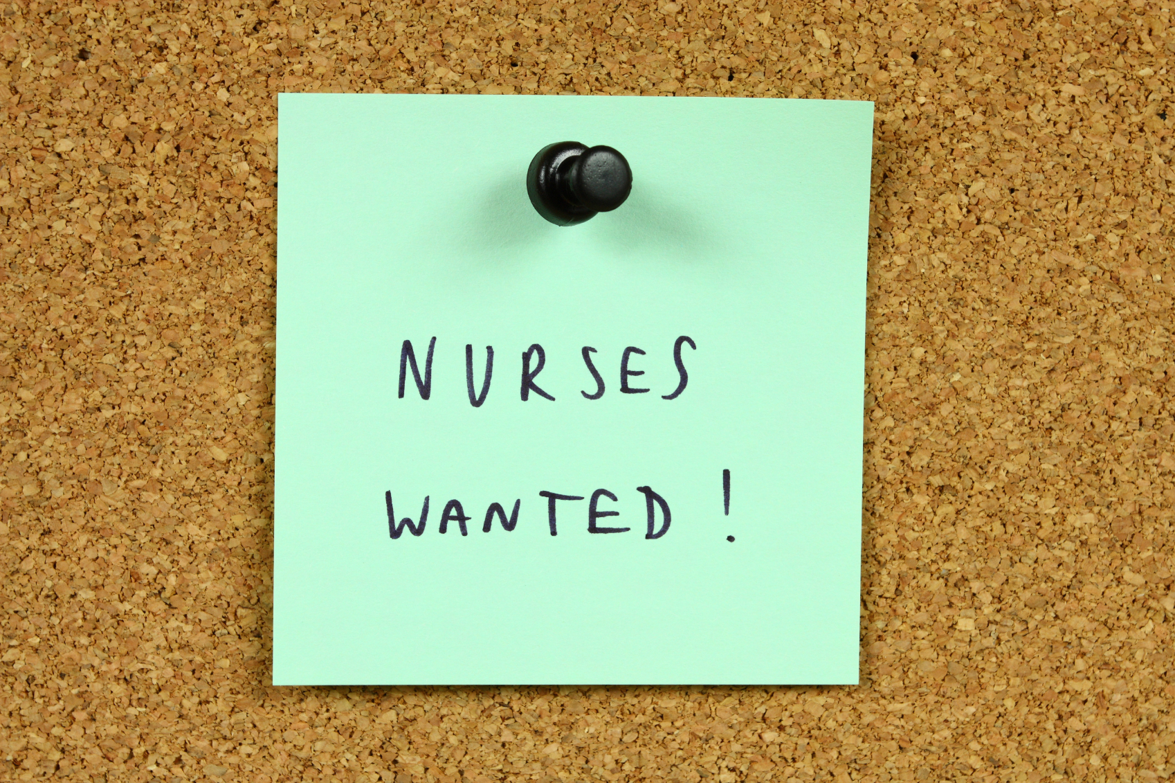 Nurses wanted